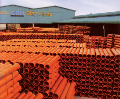 Far East Asia Engineering Limited - Clay Pipe Jacking Pipe